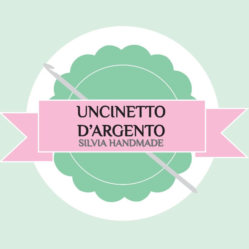 Uncinetto Dargento Silvia Handmade